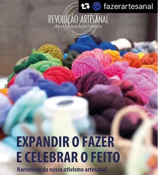 Revista Expandir o fazer e celebrar o feito, da Revolução Artesanal